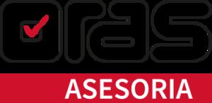Marca / logotipo de asesoria Oras en vitoria